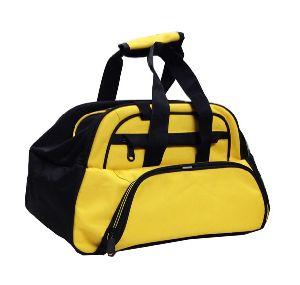 Yellow Luggage Bag