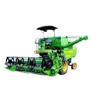 Used Paddy Harvester Machine