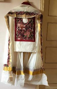 Kalamkari Kerala Cotton Suits