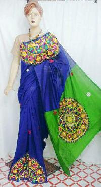 Kutch Bandhani Sarees Manufacturers Suppliers Exporters In India