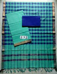 Pure Handmade Mangalgiri cotton suit