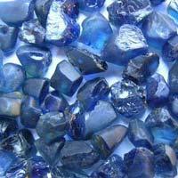 Blue Rough Sapphire Stone