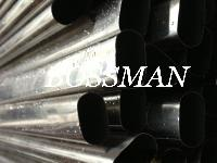 High Quality Stainless Steel Welded Oval Round Tube