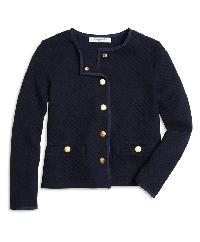 Girl Traditional Cotton Quilted Jackets