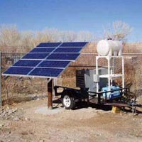Solar Powered Ro Systems