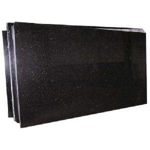 Rajnagar Black Granite Slabs