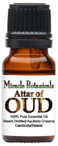 Attar Of Oud Essential Oil