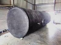 hdpe spiral horizontal tanks