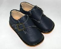 children leather shoe