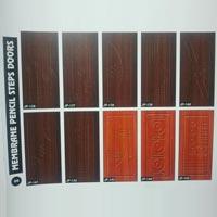 Membrane Pencil Steps Doors