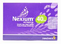 Nexium 40 Mg 28 Tablets