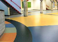 Pvc- Vinyl Flooring