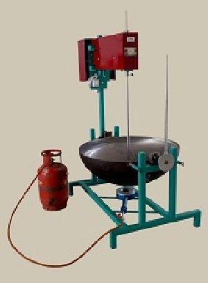 Heavy Automatic Roasted Machine