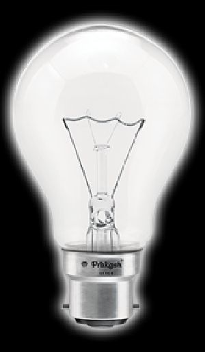 Incandescent Bulb 230/250 V 100 W Clear Lamp