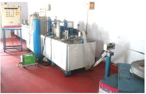 Stainless Steel Hose Making Machine