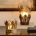 Madonna Crown Tea Light Holder