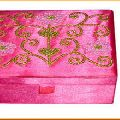 EMBROIDERY WOOD BOX