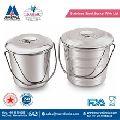 Stainless Steel Buckets
