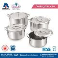 Stainless Steel Cooking Stock Pot