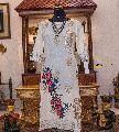 Silk Stitched Suit