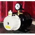 Rotary Vacuum Pumps With Vacuum Gauge