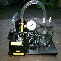Vacuum Pump with Moistar Trap
