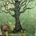 Wall Hanging Tree Tapestry