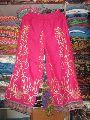 Aladdin Silk Harem Pants