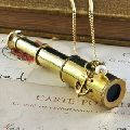 Pocket Brass Telescope