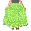 Rajasthani Womens Cotton Long Skirt