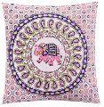 elephant pillow case cover