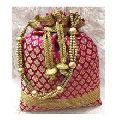 Hand Embroidery Potli Bag