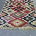 Handmade Flat weave woolen Kelim