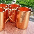 Barrel Moscow Mule Mug