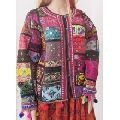 ladies Cotton Kantha Traditional Jacket