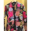 Ladies Handmade Cotton Fabric Kantha Reversible Jacket