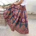 Round Mandala Banjara Skirt