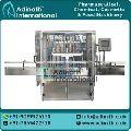 Automatic Liquid Detergent Filling Machine