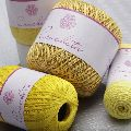 Gassed Mercerized Crochet Threads