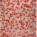April Orange Hand Tufted Handmade Indian Carpet Rugs