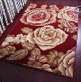Decorative Polysilk Carpet