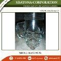Skull Glass Coffee Mug