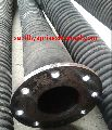 Flexible Rubber Corrugated Suction Hose