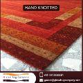 Hand Knotted Gabbeh Loribuft Carpet