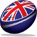 Football Promotional Rugby Ball