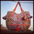 Banjara Embroidered Patchwork bag