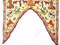 Banjara Ganesha Tapestry Toran