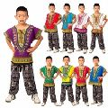 Childs Kids African Traditional Dashiki Tribal