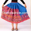 Authentic Embroidered Skirt