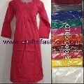 Cotton Embroidered Fashion Tunics